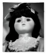 Doll 63 Fleece Blanket