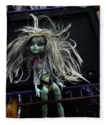 Doll X1 Fleece Blanket