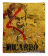 Don-ricardo Fleece Blanket