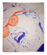 Donald Fagen Fleece Blanket