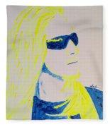 Donnie Miller Fleece Blanket