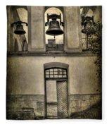 Door Bells Fleece Blanket