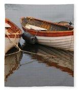 Dory Morning Reflection Fleece Blanket