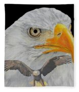 Double Eagle Fleece Blanket