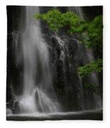 Double Falls Fleece Blanket