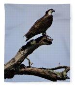 Double Perches Fleece Blanket