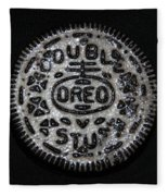 Double Stuff Oreo Fleece Blanket