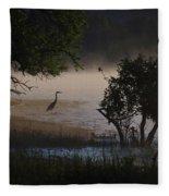 Douglas Lake Fleece Blanket