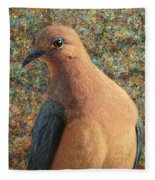 Dove Fleece Blanket