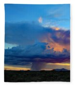 Downpour  Fleece Blanket