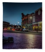 Downtown Fleece Blanket