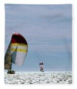 Downwind Fleece Blanket
