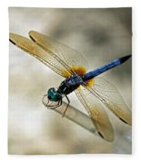 Dragonfly Dreams Fleece Blanket