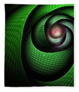 Dragons Eye Fleece Blanket
