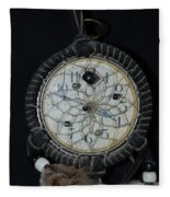 Dream Catcher Time Fleece Blanket