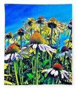 Dream Field Fleece Blanket