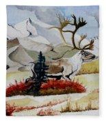 Dream Hunt Fleece Blanket