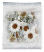 Dream Of Marguerite Fleece Blanket