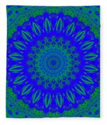 Dreamer Kaleidoscope Fleece Blanket