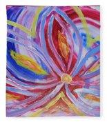 Dreamflower Fleece Blanket