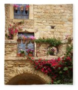 Dreaming Of Spain Fleece Blanket