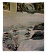 Dreams Of Serenity Fleece Blanket