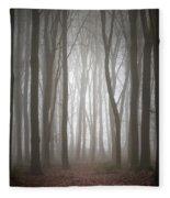 Dreamscape Forest Fleece Blanket