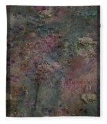 Dreamy Blue Fleece Blanket