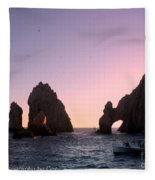 Dreamy Cabo Sunset The Arch Fleece Blanket