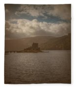 Dreamy Castle #g8 Fleece Blanket