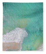 Dreamy Pastels Fleece Blanket