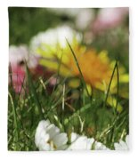Dreamy Spring Fleece Blanket