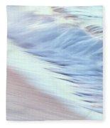 Dreamy Waves Fleece Blanket