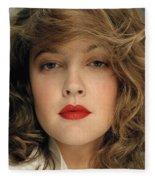 Drew Barrymore Fleece Blanket