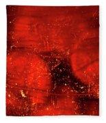 Dried Red Pepper Fleece Blanket