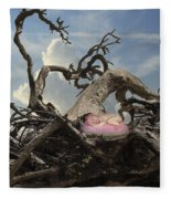 Driftwood Baby Fleece Blanket