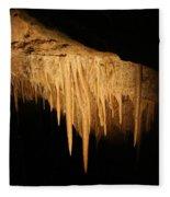 Drips - Cave Fleece Blanket