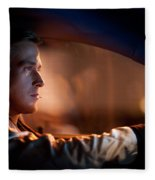 Drive Fleece Blanket