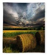 Drought Fleece Blanket