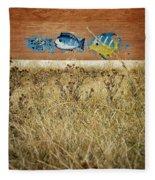 Dry Aquarium Fleece Blanket