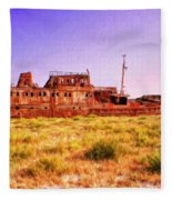 Dry Dock Fleece Blanket