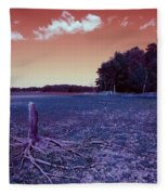 Dry Lake Infrared Fleece Blanket