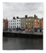 Dublin_2 Fleece Blanket