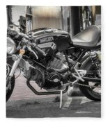 Ducati Sport 1000 Fleece Blanket