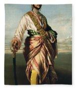 Duleep Singh, Maharajah Of Lahore Fleece Blanket