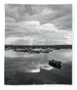 Dun Laoghaire 21 Fleece Blanket