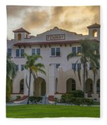 Dunedin Florida - The Fenway Fleece Blanket