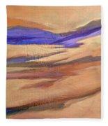 Dunes Fleece Blanket