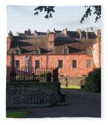 Dunfermline. Abbot House. Fleece Blanket