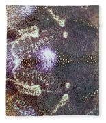 Dungeness Crab Shell Fleece Blanket